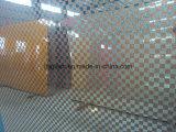 Vidrio decorativo de la fuente, vidrio de la flor del hielo, vidrio del tratamiento de Icid
