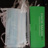 3-Ply jetable Nonwoven Surgical Face Mask avec Tie sur (sc-FM001)