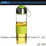 Bleifreie Glasflasche für Getränkedas trinken