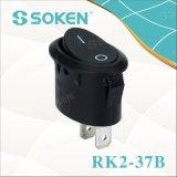 Interruptor de eje de balancín de Soken Rk2-37b