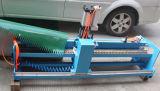 Perfurador do dedo para as correias transportadoras do PVC