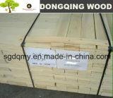 Vigas laminadas de la madera contrachapada con el LVL de la base del álamo