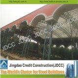 Estructura de acero Gimnasio Diseño
