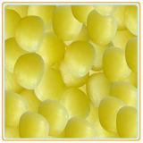 Viel Korn-grosser gelber Pfirsich-Dosenfrüchte
