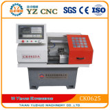 Torno do banco do CNC Ck0625 mini