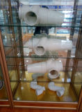 Tubo e montaggi di plastica per un fine particolare solari
