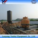 Используемое смазывая масло рециркулируя машину вакуумной перегонки (YH-RH-100L)