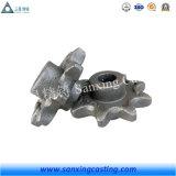 中国のカスタム品質の高精度CNCのチタニウムの投資鋳造