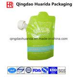 Подгонянный мешок Spout жидкостного мыла, раговорного жанра полиэтиленовый пакет