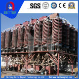 텅스텐 광석, 주석, 탄탈 광석, 금광 공장에서 광산 집중을%s 기계를 분리하는 니오브 나선 슈트 나선 슈트