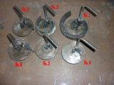 Hydraulisches doppeltes Hauptkälte-Rohr-verbiegende Maschine