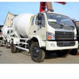 (JC8m3/JC8m3_D) Camion concret mobile, mélangeur concret 8cbm de la roue 8cbm