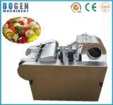 Machine de coupeur légume de machine de découpage de légume vert/vert