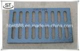 Griglie quadrate del burrone del ghisa En124 B125 con il blocco per grafici
