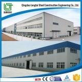Stahlkonstruktion-Metallwerkstatt