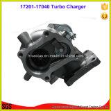 Электрический турбонагнетатель CT26 17201-17040 для двигателя 1HD-Fte для Тойота