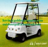 6人の乗客のゴルフカート2016年