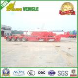 80t-100t Low Flatbed/Lowboy Semi Truck trailer Transportation (ELEP9436LBP)