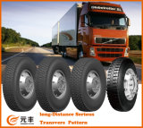 放射状タイヤ、TBRのタイヤ、Transversパターンタイヤ
