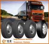 Neumático radial, neumático de TBR, neumático del patrón de Transvers