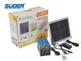 Multifunktions12v 4A Portable Mini Home Solar Power Generator mit Bluetooth (ST-B03)