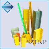 Perfil da barra da fibra de vidro T de FRP GRP