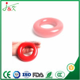 EPDM, FKM, колцеобразное уплотнение силиконовой резины с цветами для запечатывания