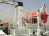 Bote salvavidas y bote de salvamento total incluidos aprobados excelentes del chino CCS para la nave