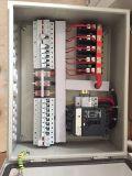 Seis entraram a caixa solar do combinador para o sistema do inversor da potência solar