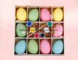 handgemalte DIY Ei-Dekoration der 6cm Kind-für Ostern