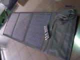 faltbare Sonnenenergie-im Freienaufladeeinheit des Entwurfs-36W mit Doppelausgabe Gleichstrom und USB (FSC-36B)