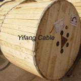 12/20 (24KV) 3X1X150 + 54, cable del En Acier Inoxydable de 6mm2 Autoporteur
