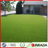 Césped artificial de la alta calidad del PE y ajardinar la hierba del sintético del césped
