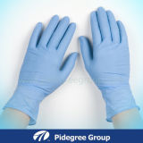 Wegwerfbare Latex-Reinigungs-Handschuh-Arbeits-Handschuhe
