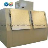 Merchandiser del ghiaccio con il portello solido di alluminio (WGL-570)