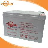 батарея глубокого цикла 12V 12ah загерметизированная и перезаряжаемые свинцовокислотная