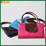 Reizendes Dame-Handtaschen-Polyesterfaltbare Tote-Beutel (TP-TB148)