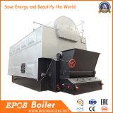 Chaudière à vapeur d'eau chaude ou de charbon complètement automatique à vendre