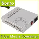 10/100M fibra óptica Ethernet Media Converter