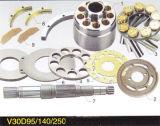 Pièces de rechange hydrauliques de pompe à piston de Hawei V30d95/140/250 V60 et pièces de réparation