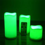 Luz de la vela de la batería LED de China
