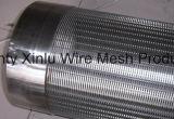 쐐기(wedge) 철망 실린더/변하기 쉬워 필터 원자