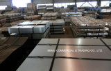 Hojas de techo de metal de hoja de inmersión en caliente de aluminizado / Galvalume / galvanizado acero de la bobina (0.14mm-0.8mm) caliente / fría la bobina de acero