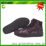 Chaussures occasionnelles de patin d'arrivée neuve pour Madame de femmes