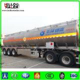 Kraftstofftank-LKW-Schlussteil-Kraftstofftank-halb Schlussteil der China-3 Wellen-42000L