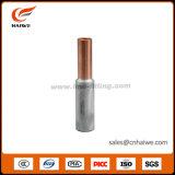 Al van Gtl de BimetaalSchakelaars van het Koper van het Aluminium van Cu
