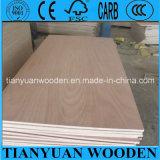 (muebles, embalaje, construcción decorativa) madera contrachapada barata de Okoume