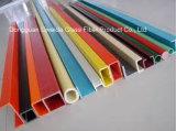 Profil ignifuge et de haute résistance de la fibre de verre FRP pour la balustrade