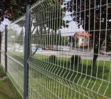 Kurbelgehäuse-Belüftung beschichtetes geschweißtes Maschendraht-Zaun-Panel