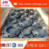 Bride d'acier du carbone du collet DIN2633 Pn16 de soudure